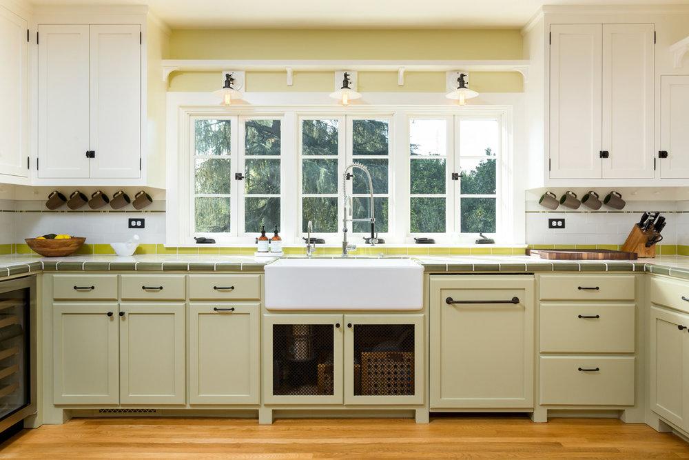 A Retro 1930s Kitchen Renovation Tim Barber Architects