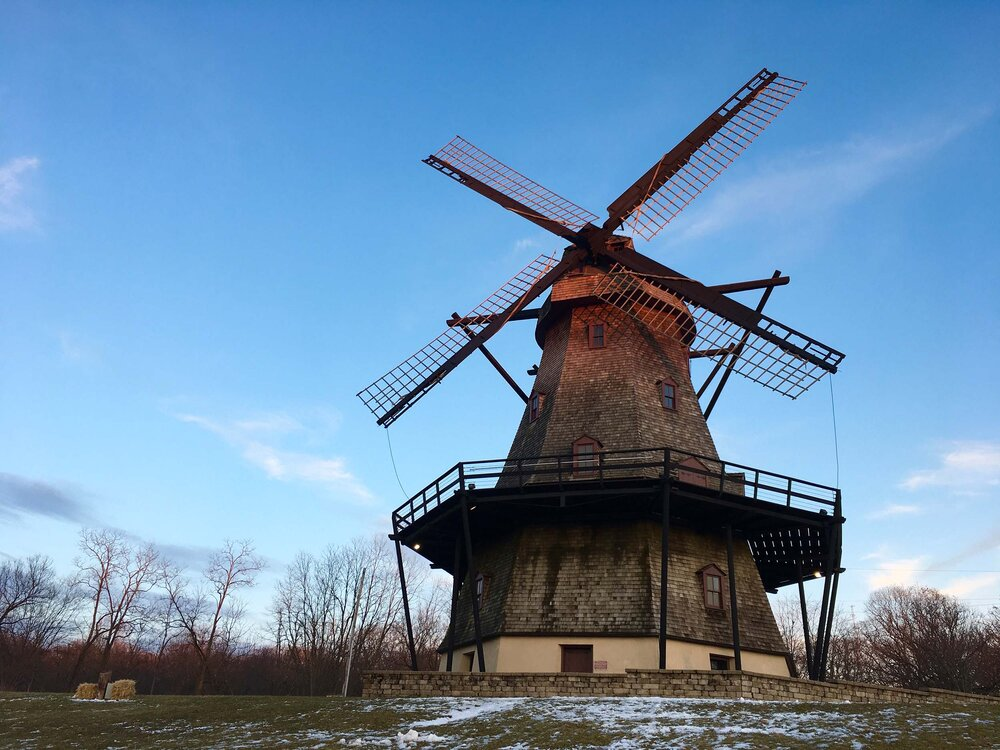 The Fabyan Windmill